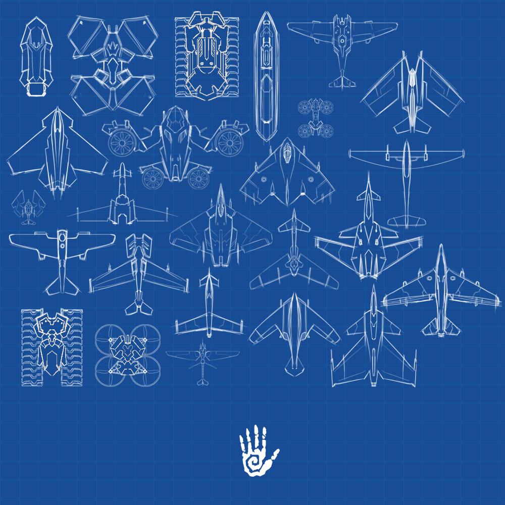crafts blueprint