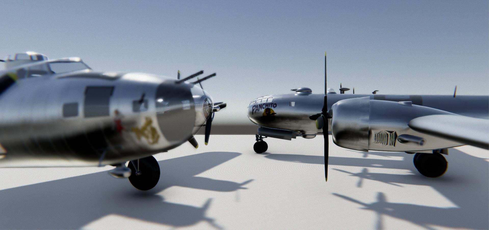 B-24 and B-19