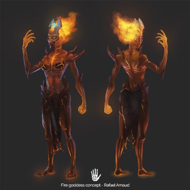 fire goddess 3